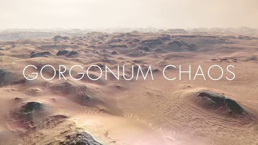 This Video Made From Real Mars Data Will Make You Feel Like You're Flying Over the Red Planet