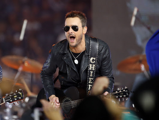 Country music stars Eric Church, Maren Morris to honour Las Vegas shooting victims at Grammys | Toronto Star