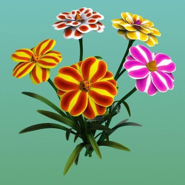 Flores De Colores Imágenes Y Fotos