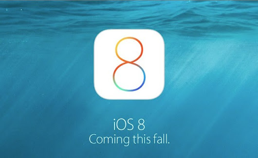 Apple Delivers iOS 8 Beta 5 to Developers | Shoutpedia