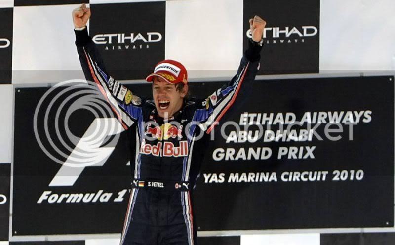 Sebastian Vettel - Juara Termuda Formula 1 (F1)