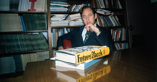 Why We Need to Pick Up Alvin Toffler's Torch