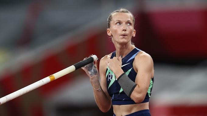 Прыгунья с шестом Анжелика Сидорова выиграла финал Бриллиантовой лиги с тремя рекордами
