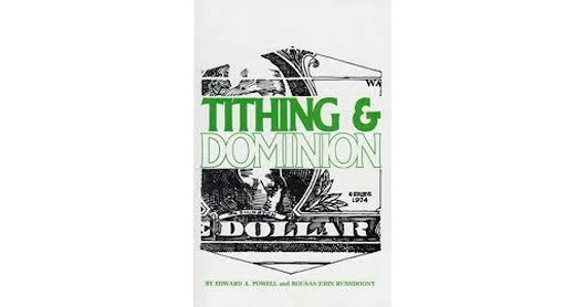 Tim Renshaw's review of Tithing and Dominion