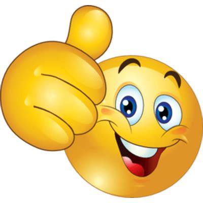 emoticon thumb  transparent png stickpng