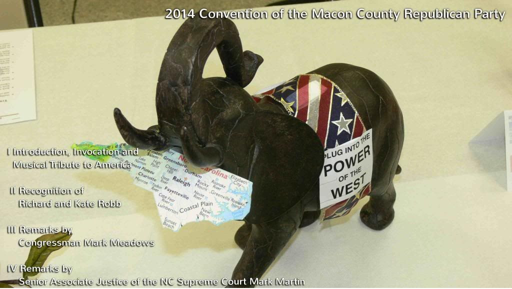 2014 Convention of the Macon County Republican Party