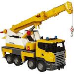 Bruder Scania R-Series Liebherr Crane
