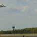 Space Shuttle Discovery Dulles Fly-Over (201204170021HQ)