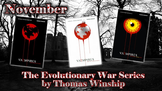 Fantasy Calendar Featuring Thomas Winship and Giveaway!