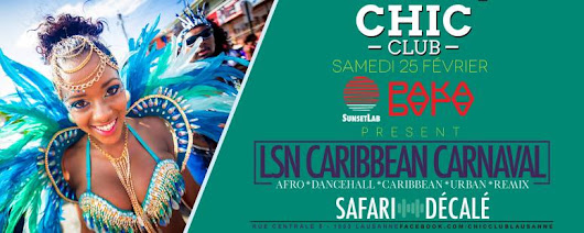 LSN Caribbean Carnaval - Fire 4 Hire Soundsystem
