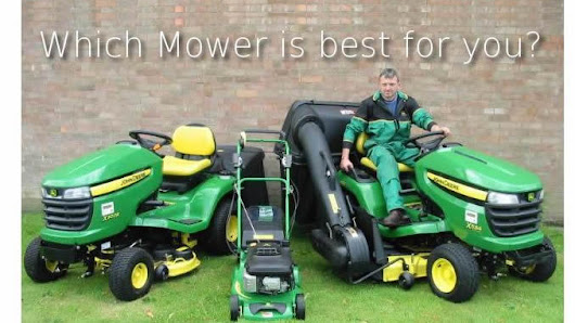 A Comprehensive Guide To Purchasing A Lawn Mower