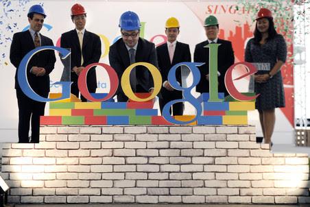 Google признан самой популярной технологической компанией в Америке