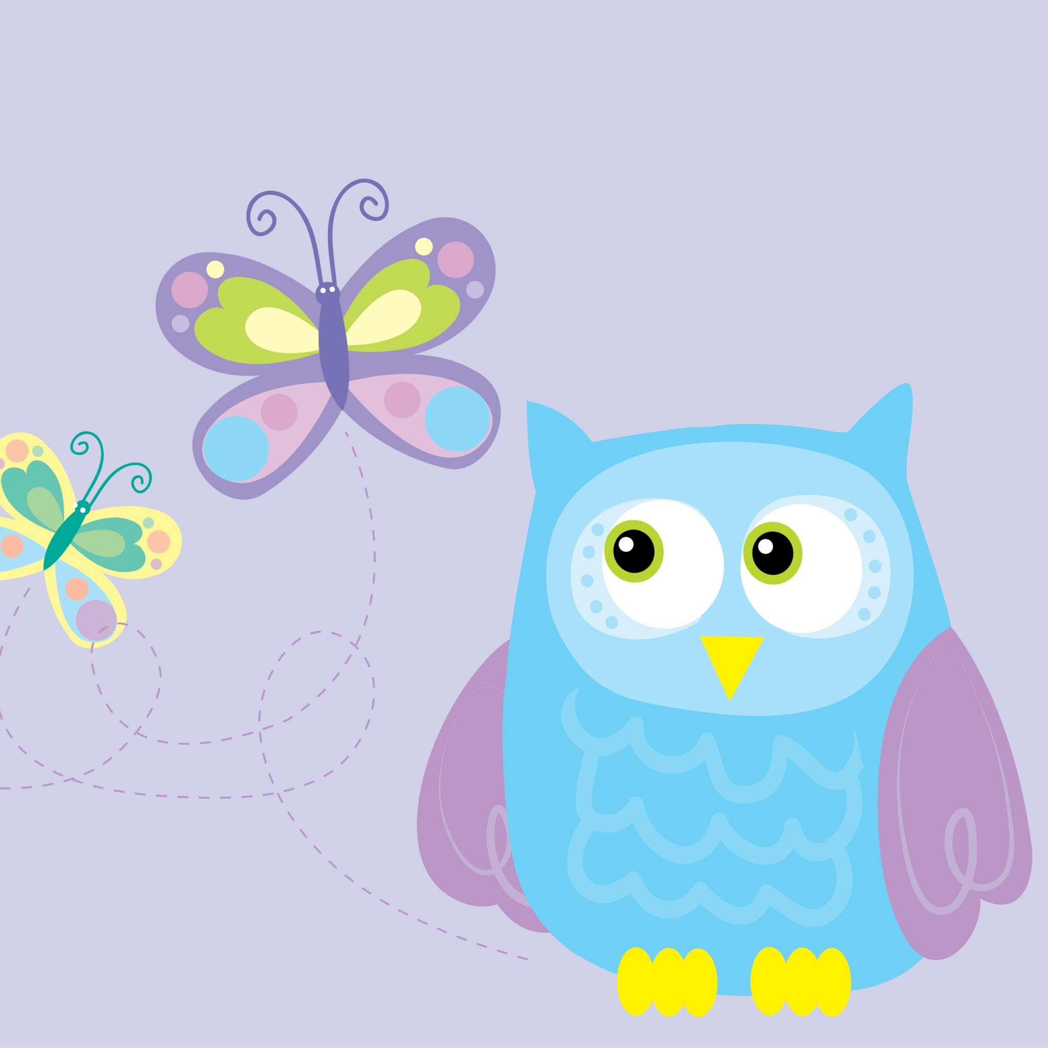 Cute Cartoon Owl Wallpaper 54 Images