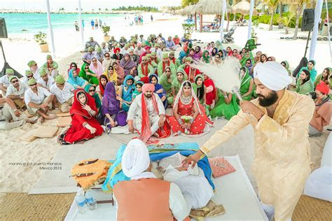 Mexico Weddings ? Destination East Indian Wedding