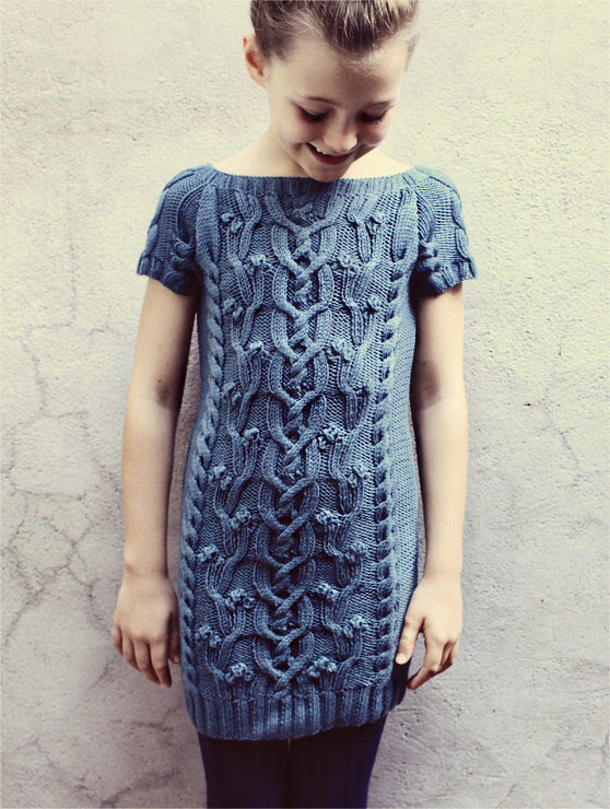 Cable Dress #5