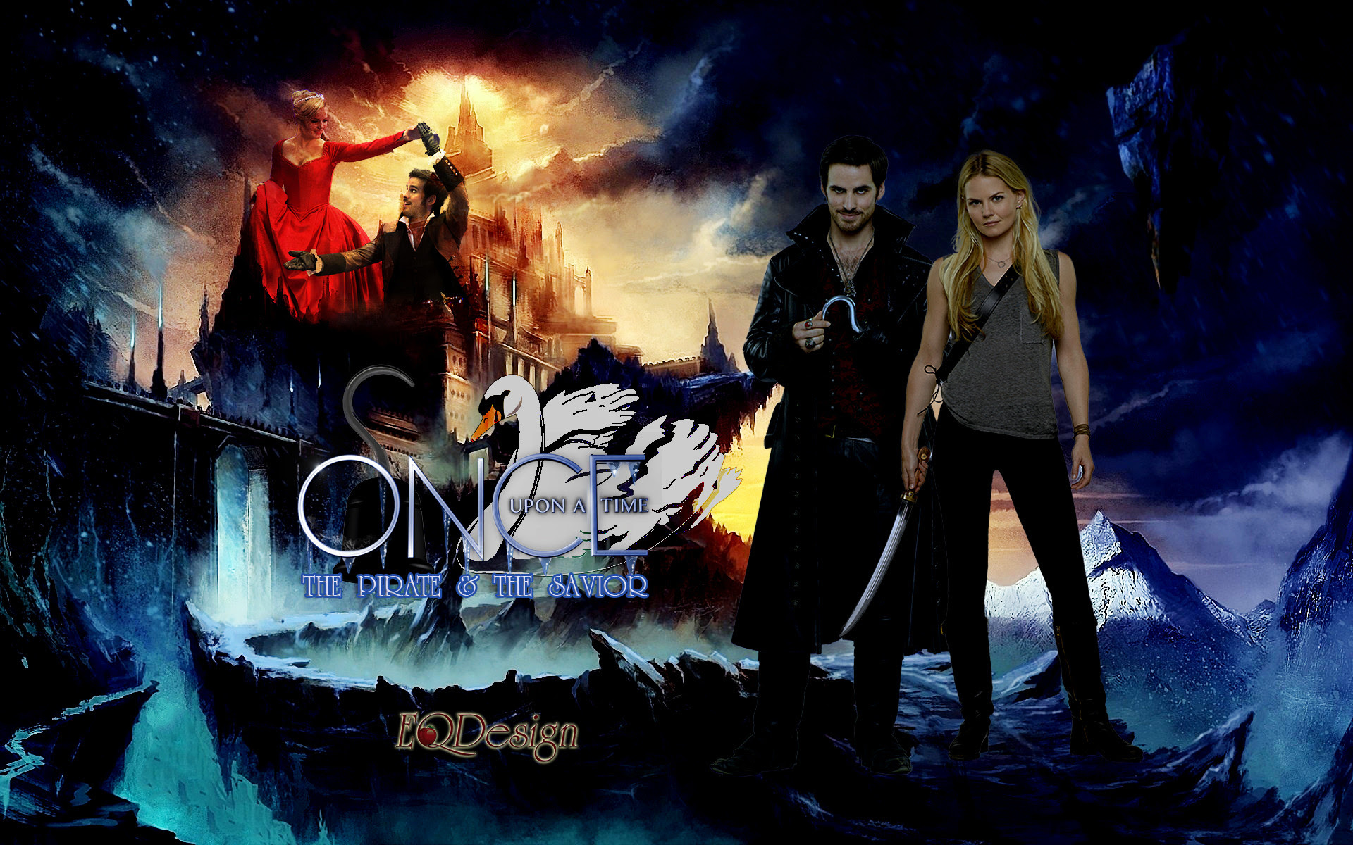 Hook And Emma Wallpaper 91 Images