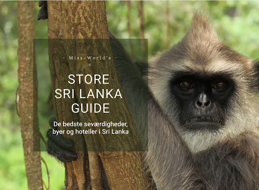 Miss-World's store Sri Lanka Guide