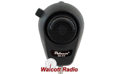 Palomar SL41 Noise Canceling Amplified Microphone