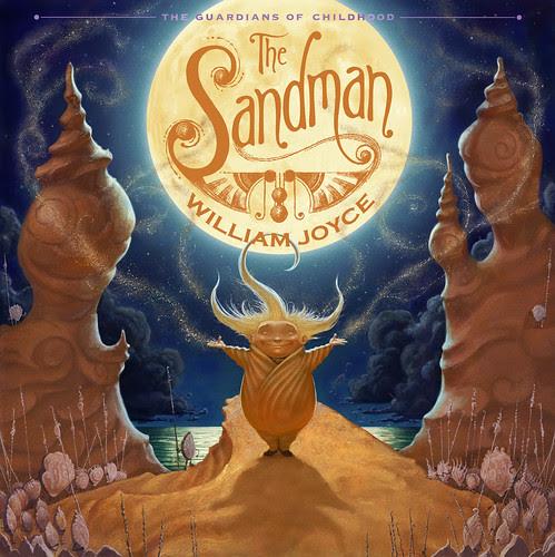 The Sandman, William Joyce by trudeau