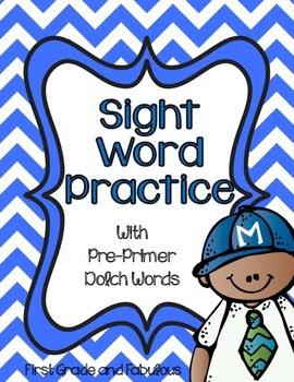 http://www.teacherspayteachers.com/Product/Dolch-Pre-Primer-Sight-Word-Stories-1150679