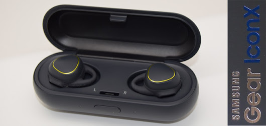Samsung Gear IconX Review - Wajeez