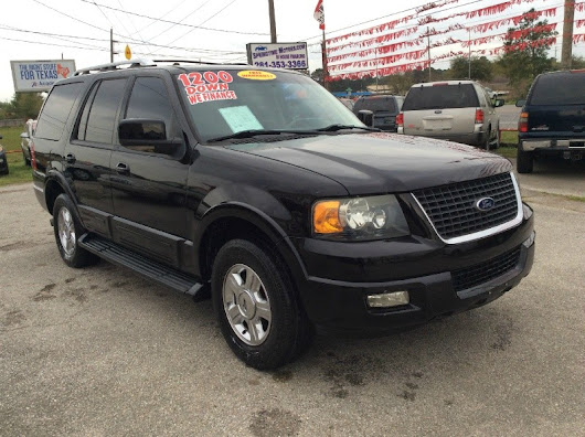 2006 Ford Expedition 4dr Limited $1200 down/limited warranty/carfax