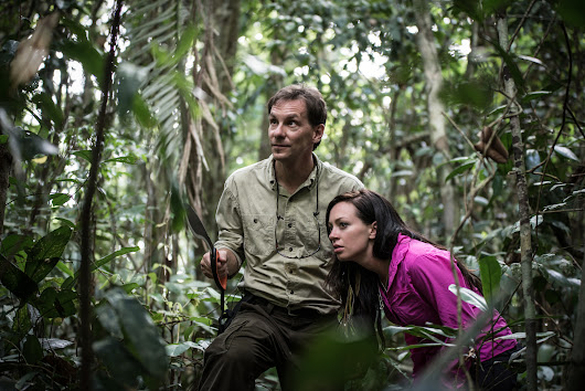 Co-hosting Angry Planet in the Brazilian Amazon
