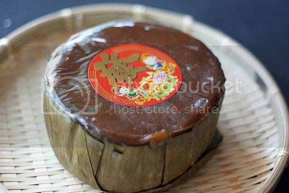 Chinese New Year Food Sticky Rice Cake