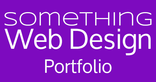 Portfolio of Something Web Design's Small Business Websites