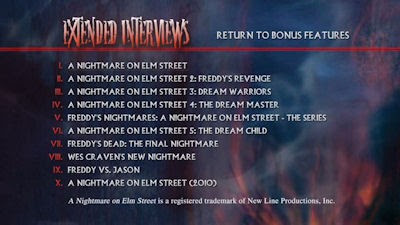 Image: Never Sleep Again: The Elm Street Legacy : DVD Talk Review of the ...