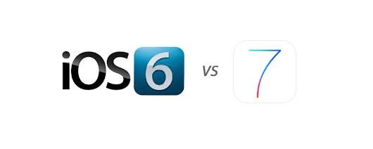 An Ultimate Comparison of iOS6 and iOS7 User Interface Design | UICloud