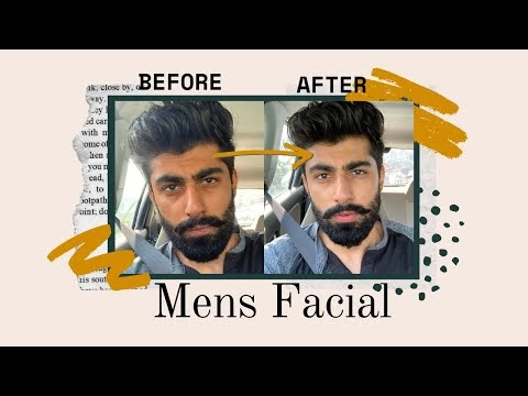 Men's Facial At Home | INSTANT Skin Brightening REMEDY