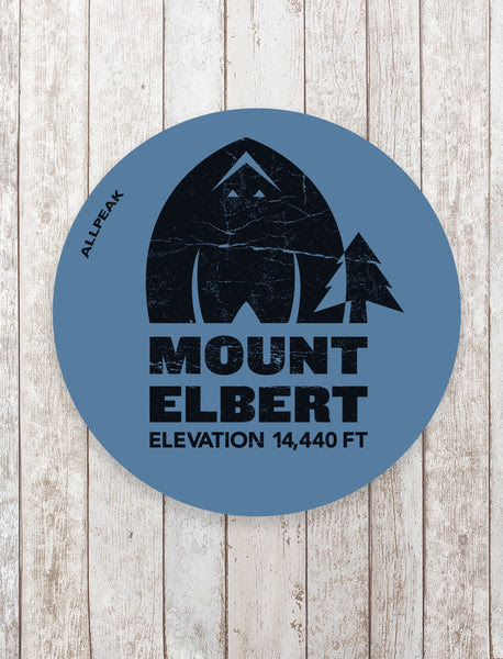 Elbert Sticker