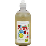 Better Life Dish Soap, Natural, Unscented - 22 oz