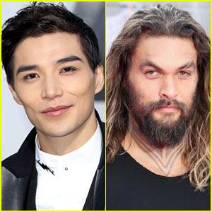 Power Rangers' Ludi Lin Lands 'Aquaman' Role Opposite Jason Momoa!