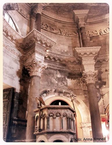 Diocletianuksen palatsi, Split, Croatia by Anna Amnell