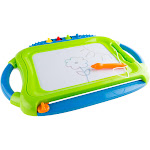Hey! Play! Multi-color Magnetic Drawing Board with Accessories