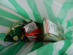 Galway day-trip - Snacks (from Londis @ Busáras)