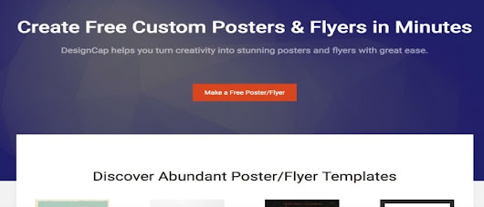 Create Free Posters with DesignCap: A Beginner's Guide | Thekonsulthub.com