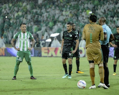 Atlético Nacional have dismissed striker Dayro Moreno, following an on field scrap with teammate Jeison...