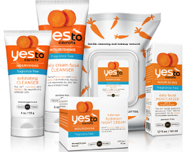 Yes TO Carrots Fragrance Free Wipes FREE Yes To Carrots Wipes Giveaway