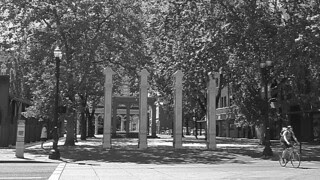 Portland - Skidmore fountain