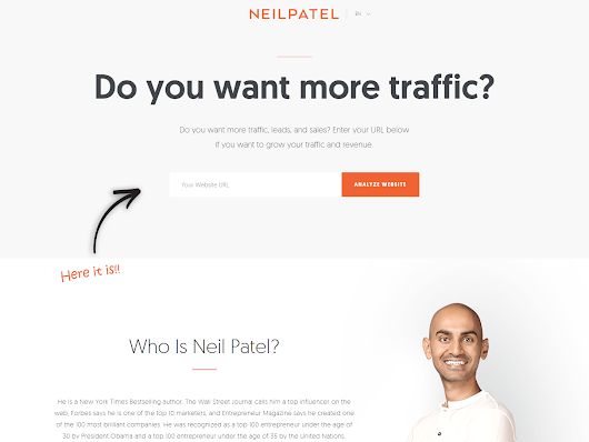 """Neil Patel"" SEO Tool Development [Case] - SEO Review Tools"