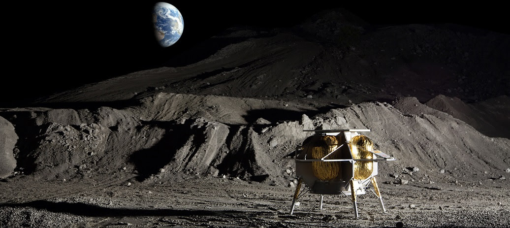Astrobotic's Peregrine Lander will deliver a laser communications terminal built by ATLAS to the Moon.