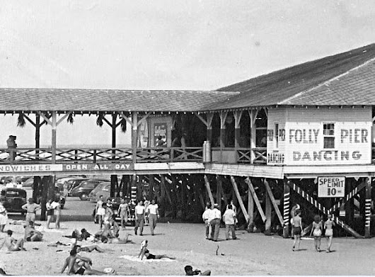 New Folly Beach pier restaurant to open in March