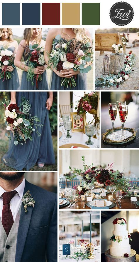 50  Refined Burgundy And Marsala Wedding Ideas For Fall