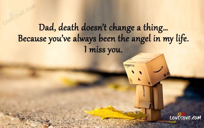 Best Ever I Miss You Dad Quotes In Hindi - Mesgulsinyali
