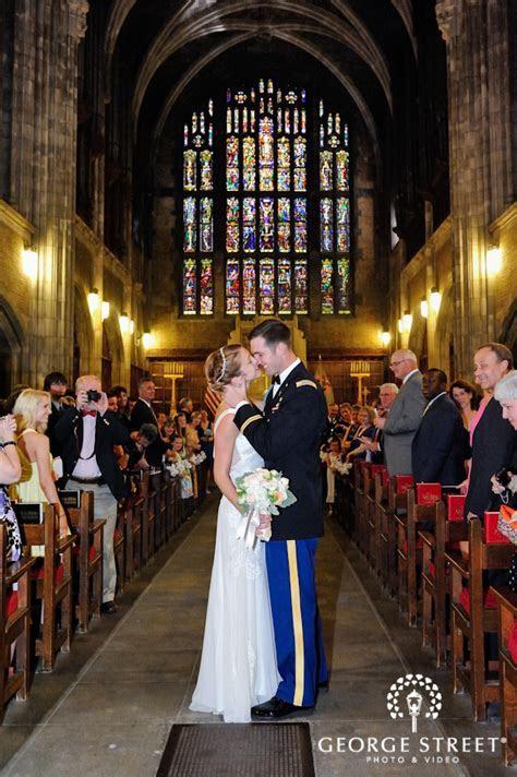 Lauren & Stewart: Vintage Americana West Point Wedding
