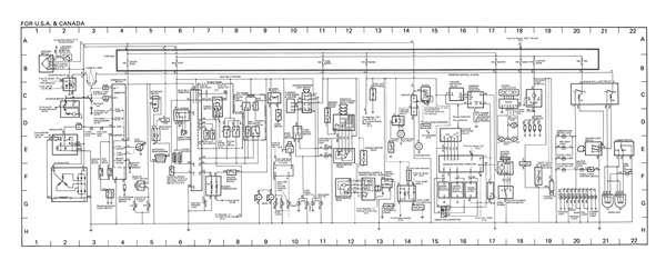 1984 Toyotum Pickup Fuse Diagram
