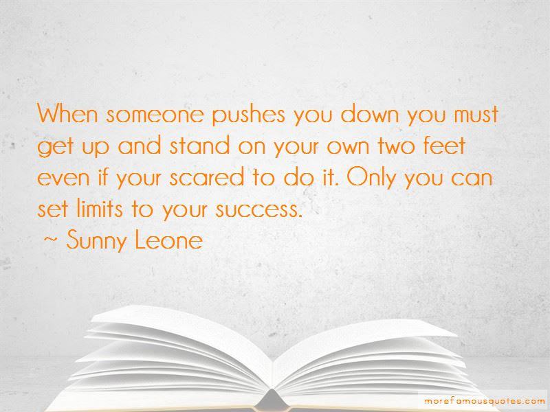 Stand On Your Own Two Feet Quotes Top 15 Quotes About Stand On Your